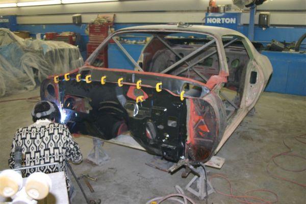Camaro 70 Restomod E